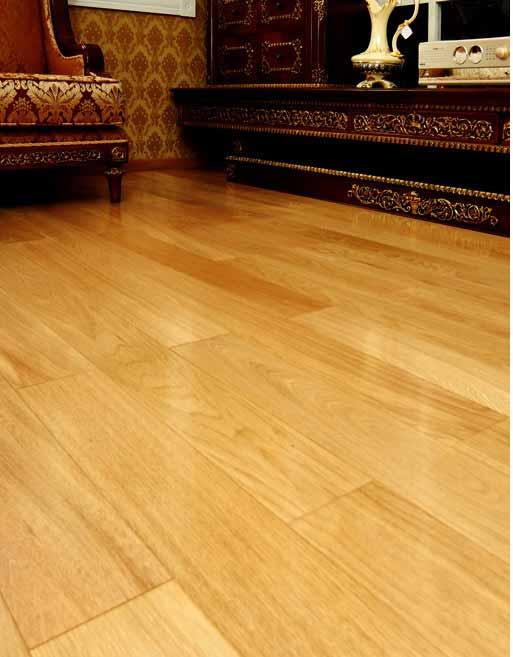 槲栎-俗名白橡木 - 实木地板
